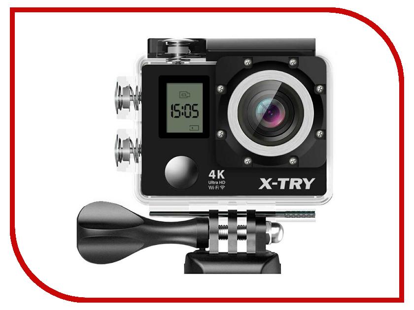 Экшн-камера X-TRY XTC215 UHD 4K WiFi