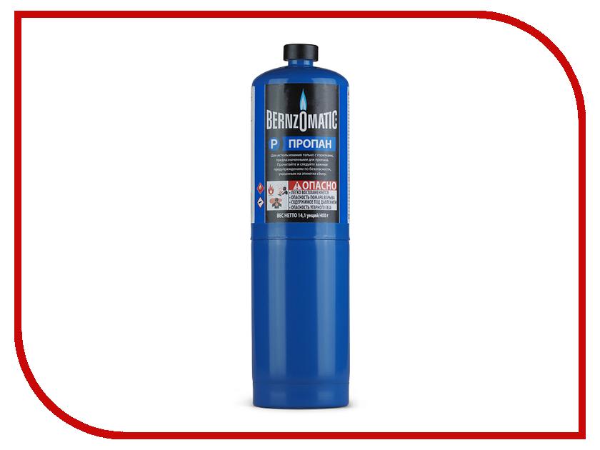 Газовый баллон BernzOmatic Propane 400g цена и фото