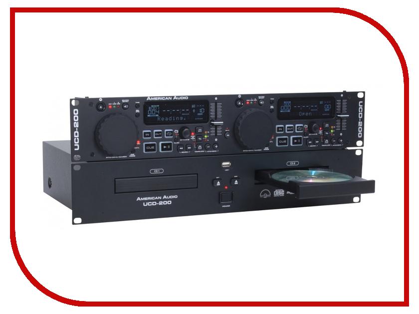 CD-проигрыватель American Audio UCD-200