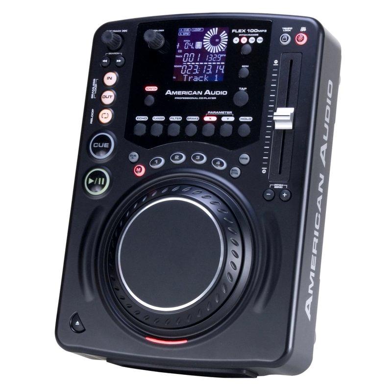 CD-проигрыватель American Audio Flex 100 MP3