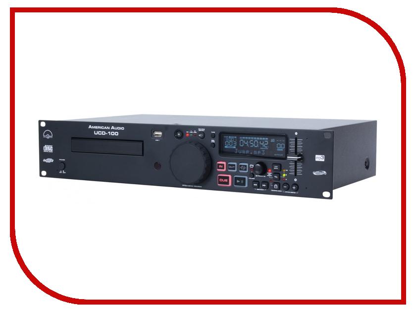 CD-проигрыватель American Audio UCD-100