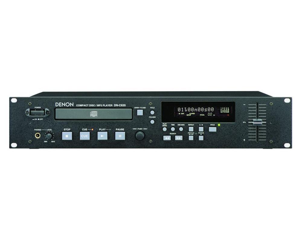 цена на CD-проигрыватель Denon DN-C635E2