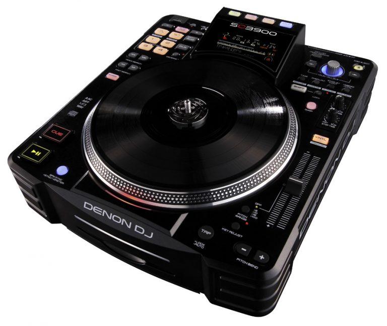 CD-проигрыватель Denon DN-SC3900
