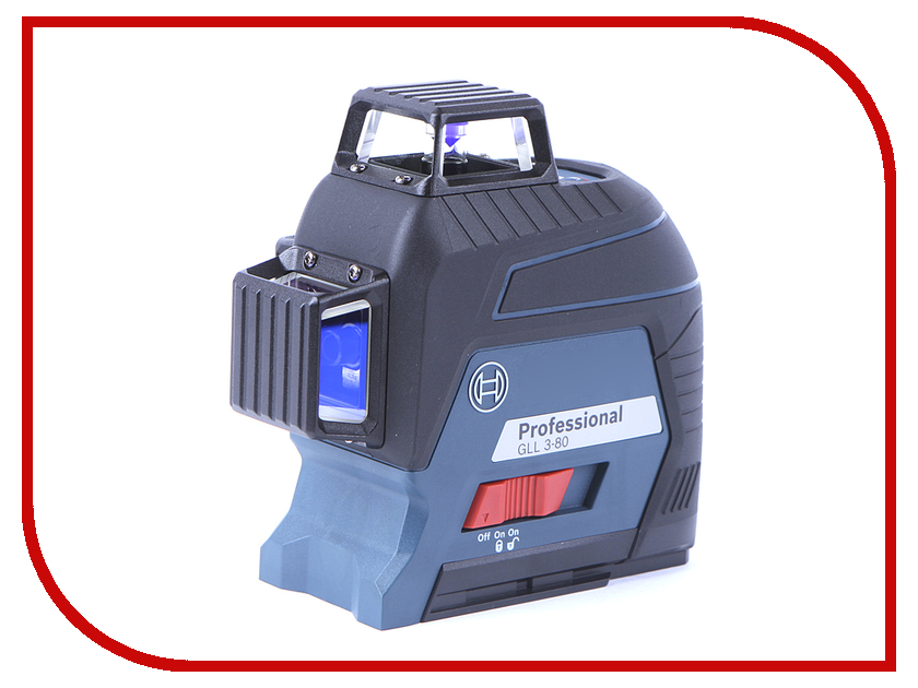 Нивелир Bosch GLL 3-80 Professional 0601063S00