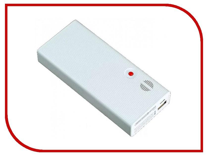 Аккумулятор Remax Dot series RPP-88 10000mAh White 48474 аккумулятор remax vanguard 10000mah gold
