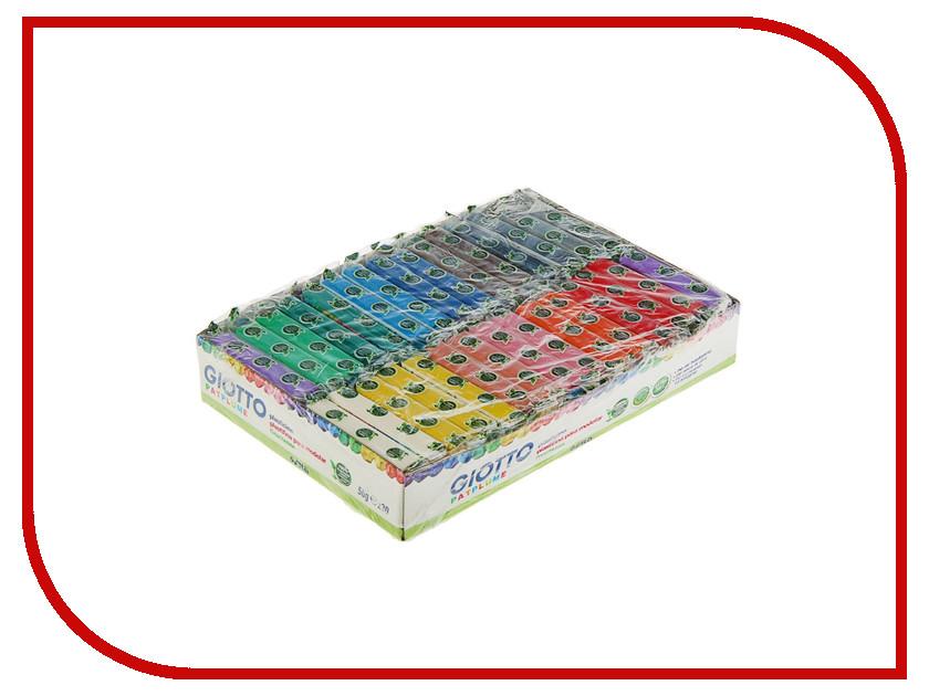 Набор для лепки Giotto Patplume Пластилин 30 цветов 512000 всё для лепки lori пластилин классика 16 цветов