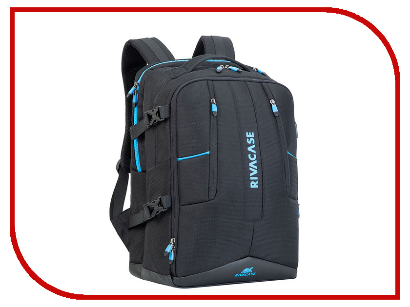 Рюкзак RIVACASE 17.3 7860 Black