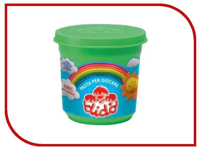 Набор для лепки Dido Паста для лепки 220гр Green 392602 масса для лепки candy clay набор круассан