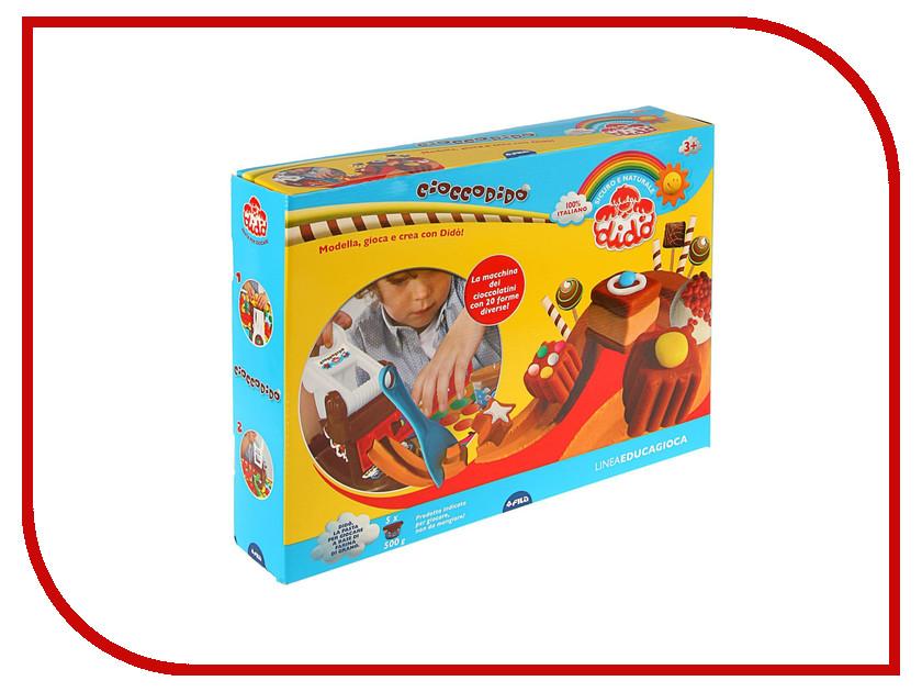 Набор для лепки Dido Cioccodido Набор для лепки 5 цветов 399900 всё для лепки playgo набор 8636