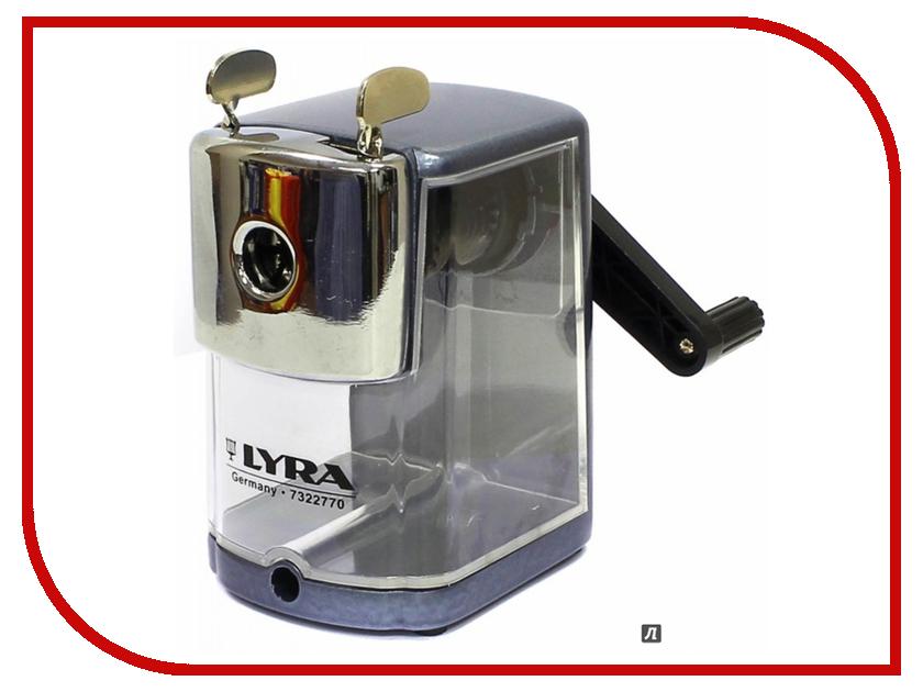 Точилка механическая Lyra L7322770 berlingo точилка механическая яблоко