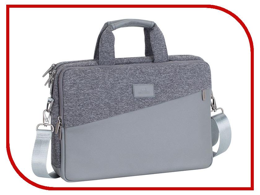 Аксессуар Сумка RIVACASE 15.6 7930 Grey аксессуар сумка 16 rivacase 7590 grey