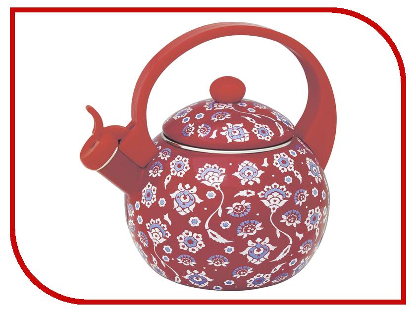 Чайник Zeidan 2.5L Red Z-4153 сковорода taller tr 4153