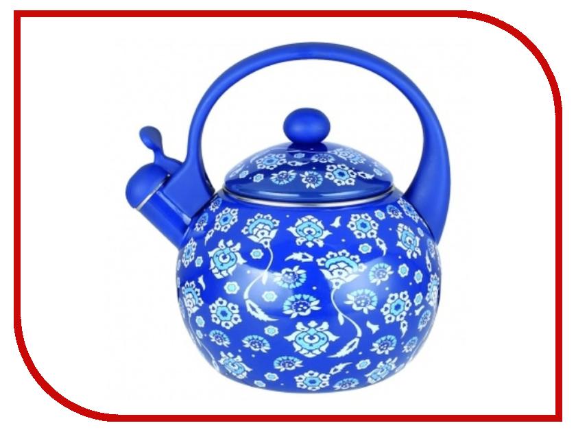 Чайник Zeidan 2.5L Blue Z-4153 сковорода taller tr 4153