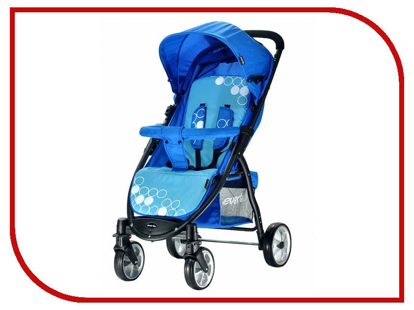Коляска Everflo Friend Blue E-460 ПП100003728 коляска everflo friend blue e 460 пп100003728