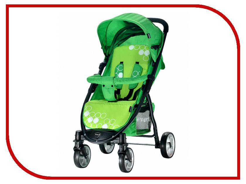 Коляска Everflo Friend Green E-460 ПП100003729 коляска everflo friend blue e 460 пп100003728
