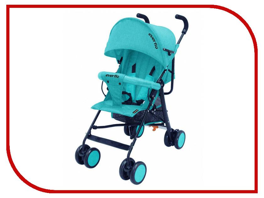 Коляска Everflo Voyage Blue E-850A ПП100003722 коляска everflo friend blue e 460 пп100003728