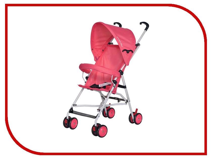 Коляска Everflo Simple Pink Е-100 ПП100004010 pink 100