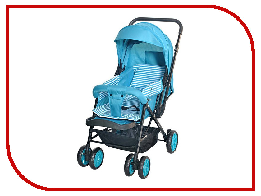 Коляска Everflo Range Blue E-200 ПП100004071 коляска everflo friend blue e 460 пп100003728