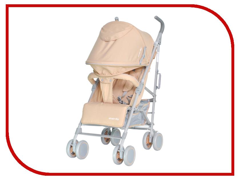 Коляска Everflo ATV Khaki Е-1266 ПП100004113 прогулочная коляска мишутка e 1266 черная