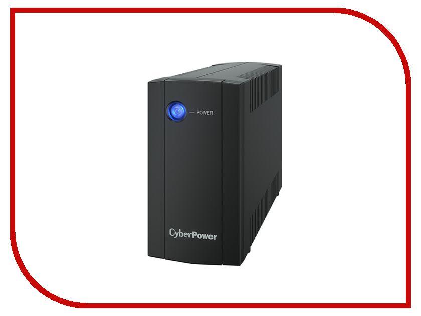Источник бесперебойного питания CyberPower UTC650E/E