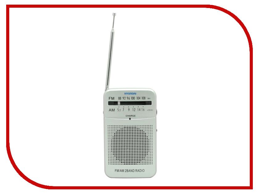 Радиоприемник Hyundai H-PSR120 колонка hyundai h ha220