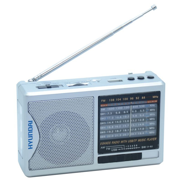 Радиоприемник Hyundai H-PSR160 цена и фото
