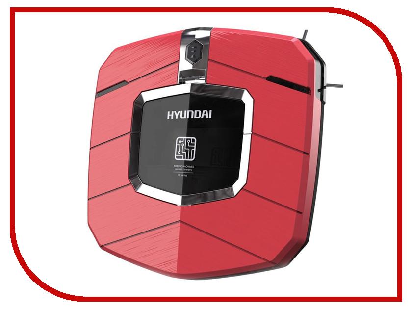 Пылесос-робот Hyundai H-VCRX50 ручной пылесос handstick hyundai h vch05 18 5вт синий