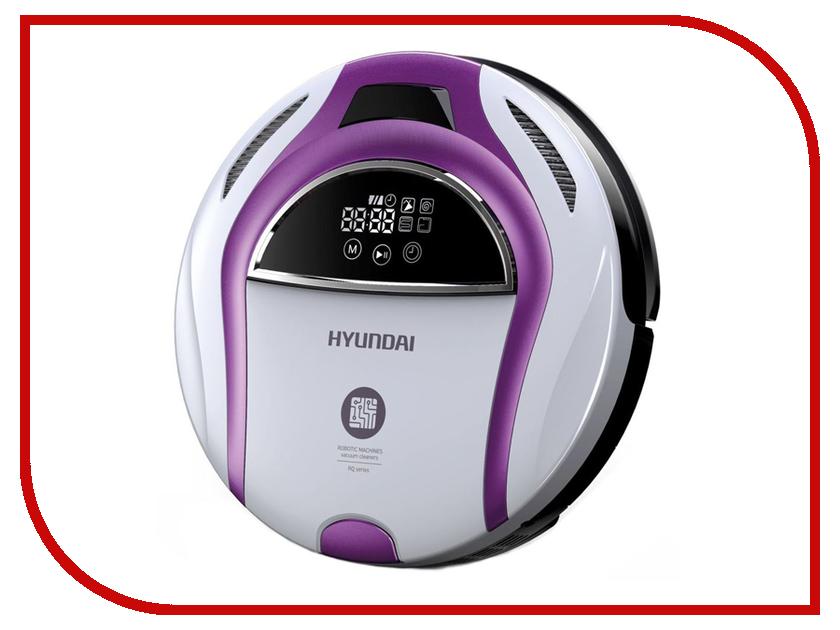 Пылесос-робот Hyundai H-VCRQ70 пылесос hyundai h vcb01