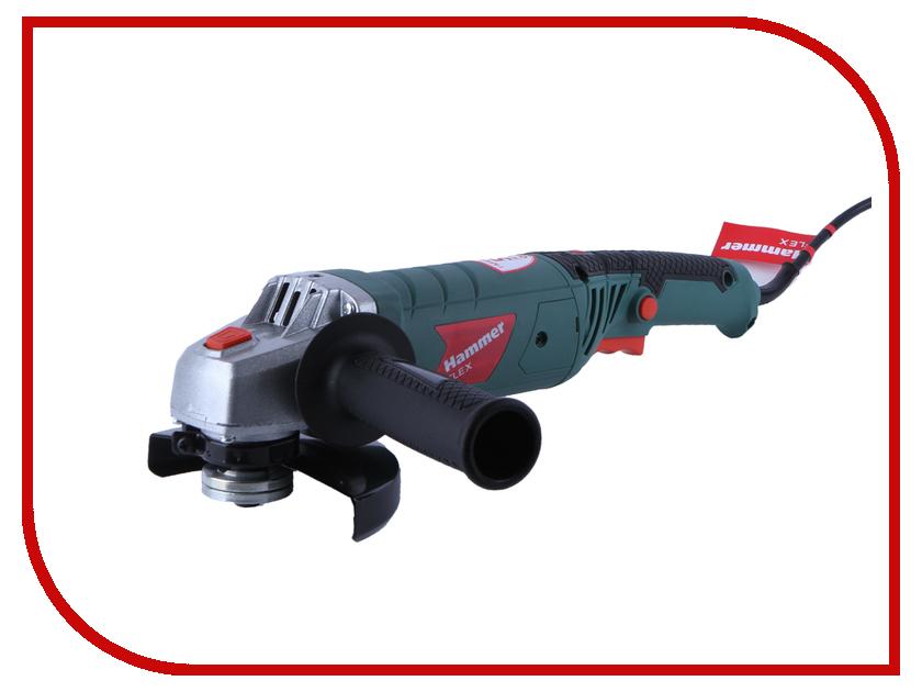Шлифовальная машина Hammer USM 1200E угловая шлифовальная машина болгарка hammer usm 850 a 159 018