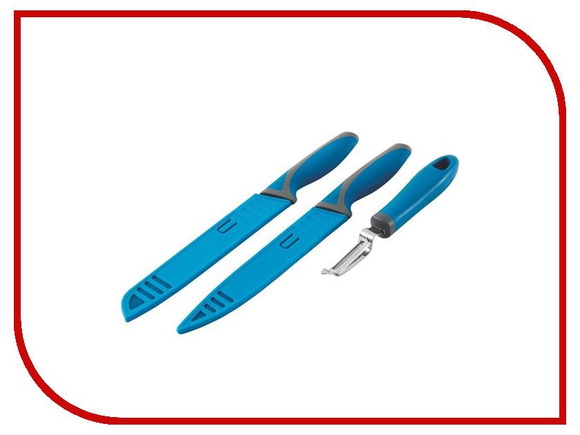 Набор ножей Outwell Knife Set Blue 650252 tjc tjc 003 5 chic chefs ceramic knife blue
