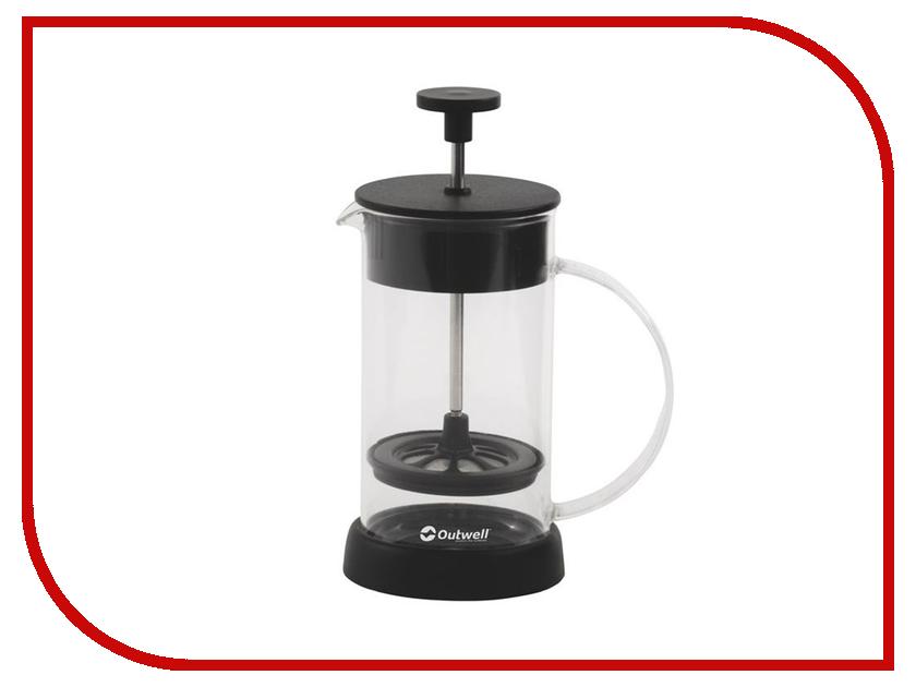 Френч-пресс Outwell Tritan Coffee Press 650405 press here