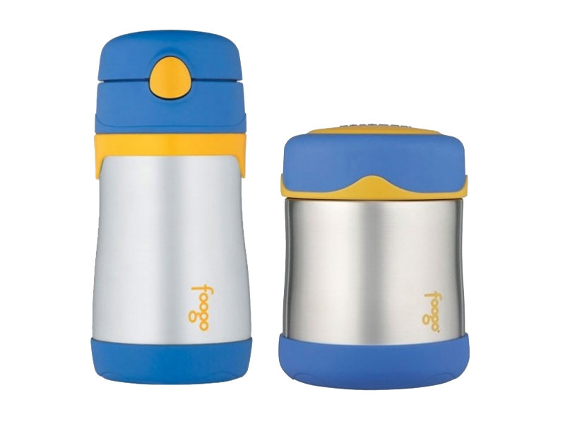 Термос Thermos Kids Set B3000 + BS535 BL 303035 цены онлайн