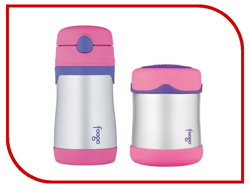 Термос Thermos Kids Set B3000 + BS535 PK