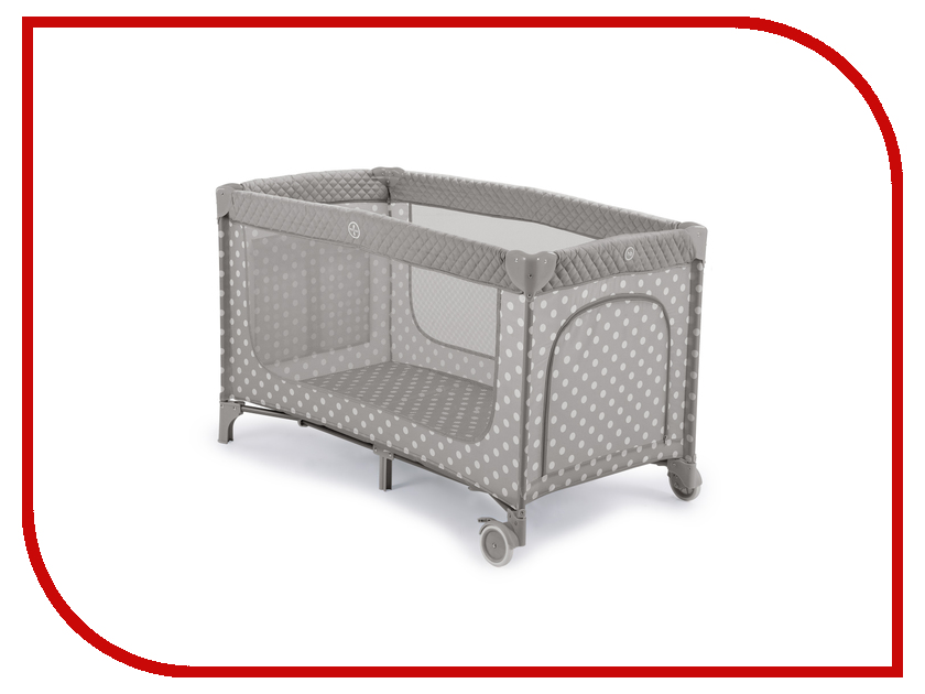 Манеж-кровать Happy Baby Martin Stone 4690624021329 детское автокресло happy baby skyler blue