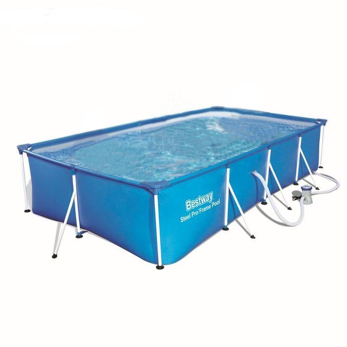 Бассейн BestWay Family Splash Frame 400х211х81cm 56424