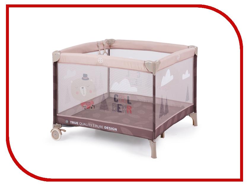Манеж-кровать Happy Baby Alex Sand 4690624021756