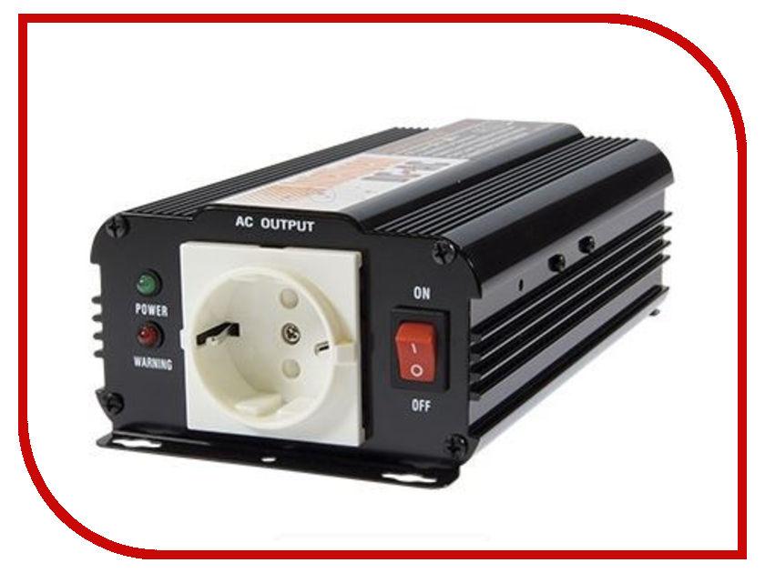 Автоинвертор Intelligent 12В 600Вт 1702-8548