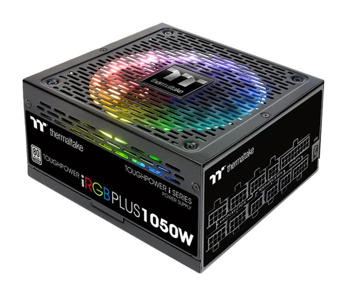 Блок питания Thermaltake Toughpower iRGB Plus 1050W 80+ Platinum PS-TPI-1050F2FDPE-1