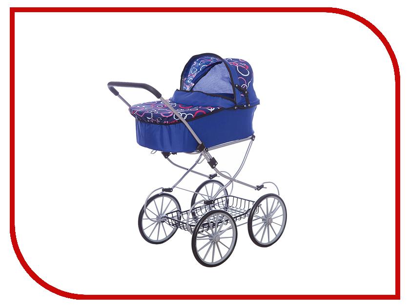 Коляска Melobo Коляска для кукол 9673 Blue цена