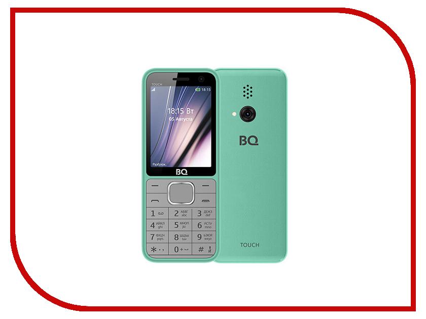 Сотовый телефон BQ 2429 Touch Light-Blue