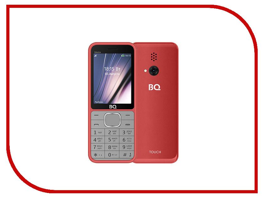 Сотовый телефон BQ 2429 Touch Red