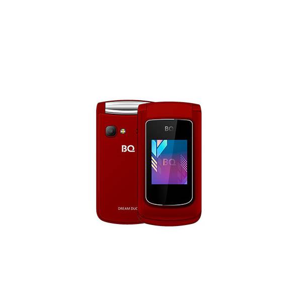 Сотовый телефон BQ 2433 Dream Duo Red цена и фото