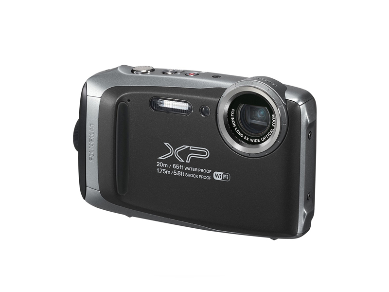 Фотоаппарат Fujifilm FinePix XP130 Dark Silver цена и фото