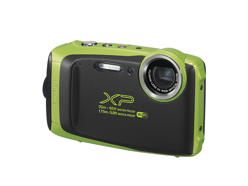 Фотоаппарат Fujifilm FinePix XP130 Lime цена и фото