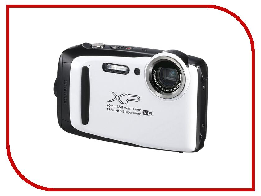 Zakazat.ru: Фотоаппарат FujiFilm FinePix XP130 White
