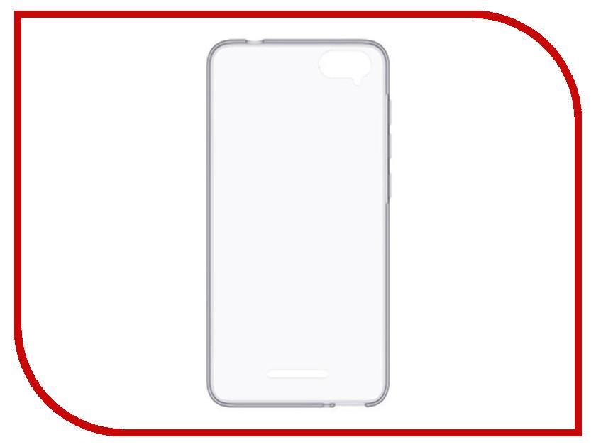 Аксессуар Чехол BQ-5507 Iron Max Silicone Transparent