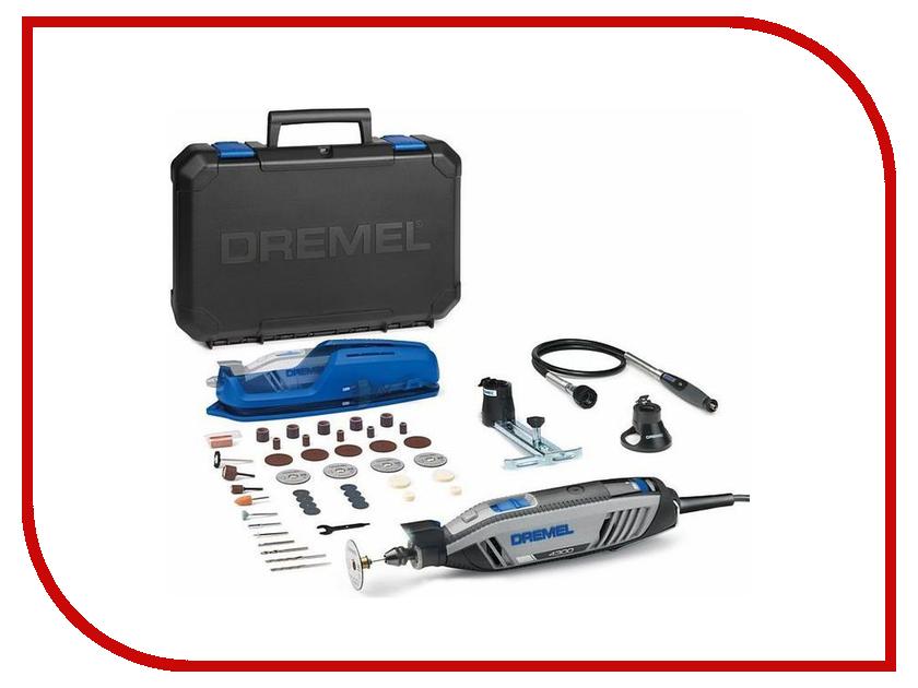Гравер Dremel 4300-3/45 F0134300JD гравер dremel hobby edition f0130290jj