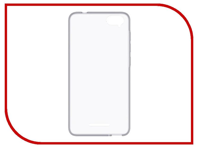 Аксессуар Чехол BQ-5007L Iron Silicone Transparent