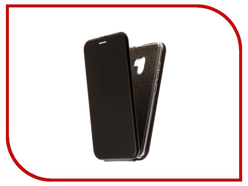 Аксессуар Чехол-флип BQ-5009L Trend Silicone Black