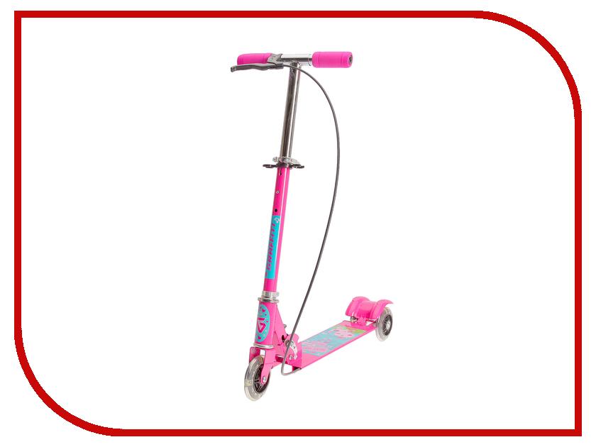 Самокат Graffiti Jolly Buddi Pink 2884987